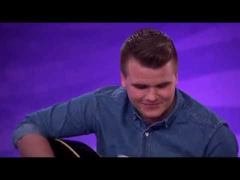 Oskar Rangstedt - Måndagsbarn av Veronica Maggio (hela audition) - Idol Sverige (TV4)