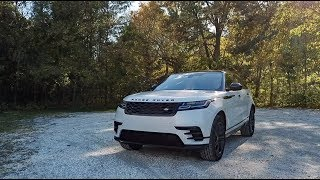 2018 Land Rover Range Rover Velar - Phil's Morning Drive - S2E5