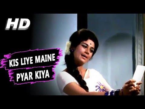 Kis Liye Maine Pyar Kiya | Lata Mangeshkar | The Train 1970 Songs | Nanda