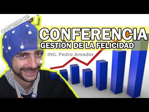 Conferencia Felicidad para Superar las Crisis | Experto en felicidad Pedro Amador