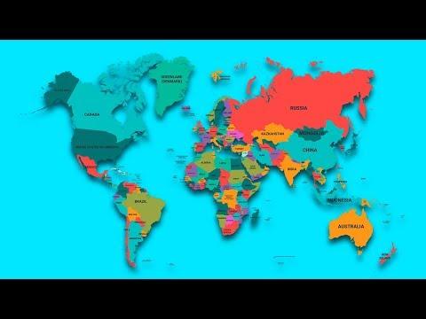 Тест по географии. Африка. Пройди тест и узнай, насколько хорошо ты знаешь страны и континенты.