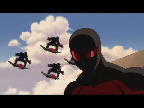 Мультфильм великий человек паук 2 сезон все серии подряд
