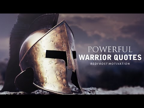 Greatest Warrior Quotes: Live With Valor