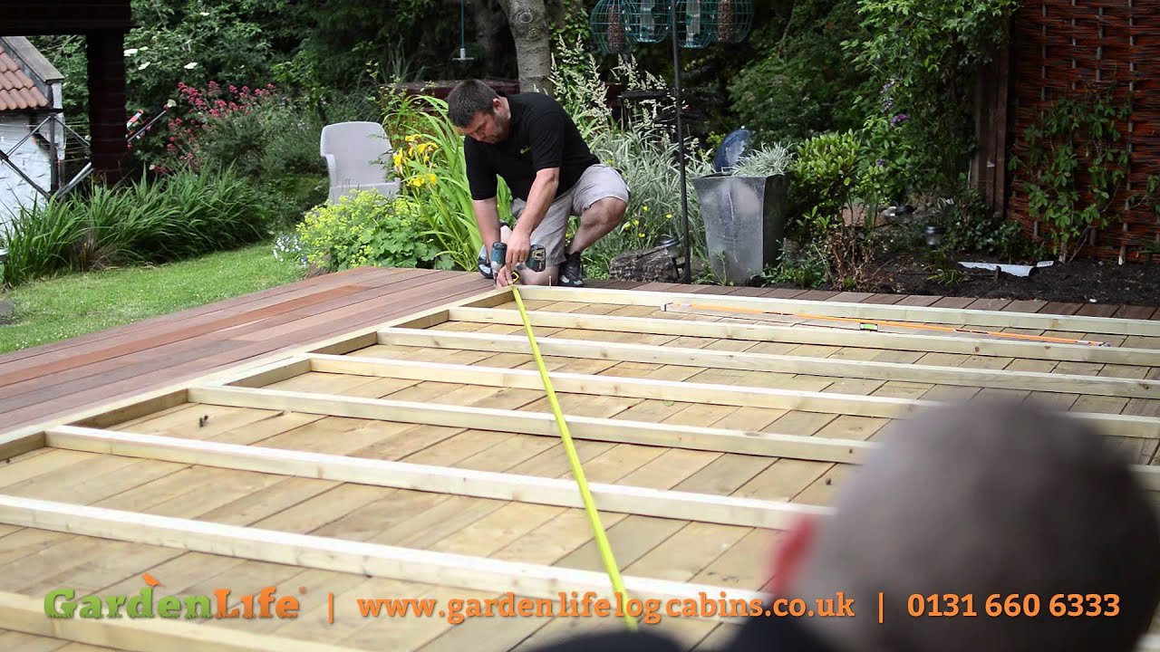 Watch on Timber Frame Cabins