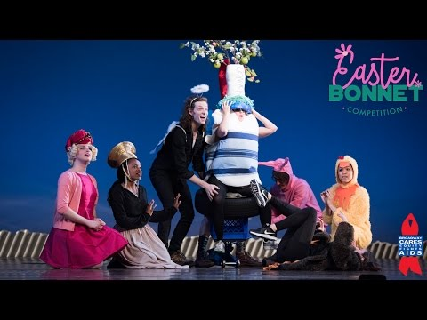 """You Will Be Found"" - Dear Evan Hansen at Easter Bonnet Competition 2017"