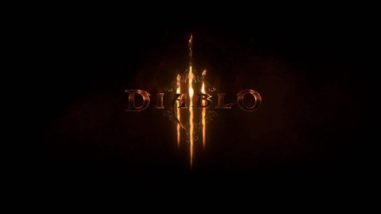 Diablo 3 Logo Animated Wallpaper 1080p Youtube