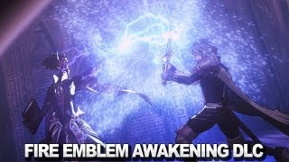 Fire Emblem Awakening Marth DLC