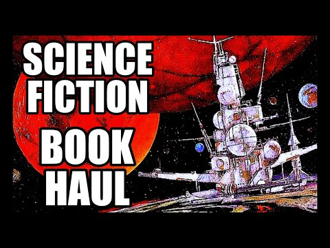 SCIENCE FICTION BOOK HAUL – FEBRUARY 2021