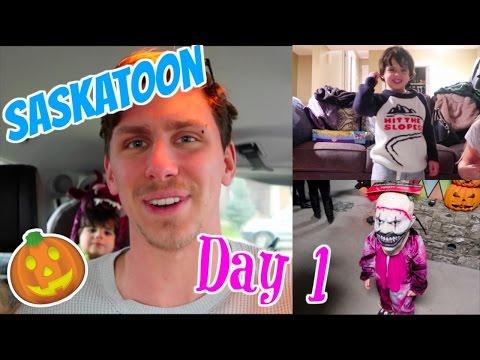 SASKATOON DAY 1!!!