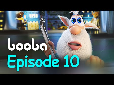 Booba - Bow Tie - Episode 10 - Cartoon for kids @KEDOO ANIMATIONS