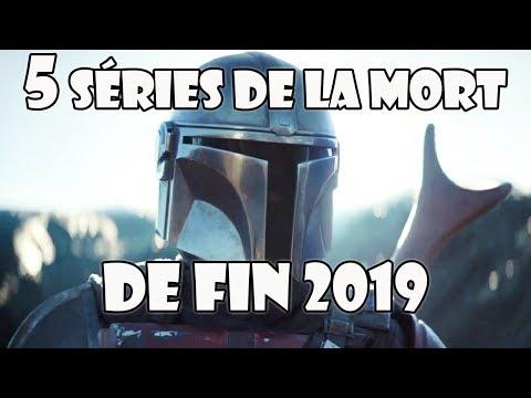 5 SÉRIES INCONTOURNABLES d'ici fin 2019