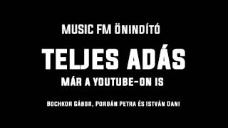 MUSIC FM Reggeli Önindító 2014. október 13. (Hétfő)