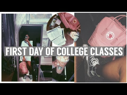 First Day Of Classes | Agnes Scott College Freshman