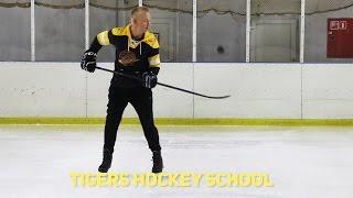 Хоккей. Тренировка индивидуального мастерства.