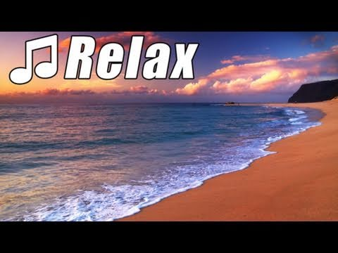 HAWAIIAN MUSIC ALOHA + Hawaii Musik Song Relaxing Ocean Sounds Beach Vacation Trip to Beach Resort