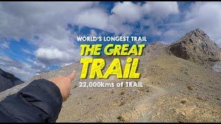 Worlds Longest Hiking Trail -