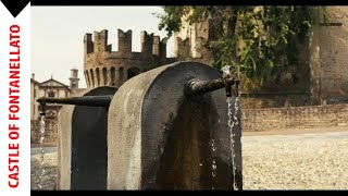 Rocca Sanvitale Castle of Fontanellato - 4K video - Blulight Ambassador of Art (Italia)