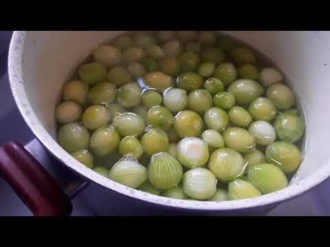 How To Safely Can Pickled Onions