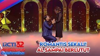 ROMANTIS!! ALDEBARAN FEAT ANDIN - MELUKIS SENJA | RCTI 32 ANNIVERSARY CELEBRATION