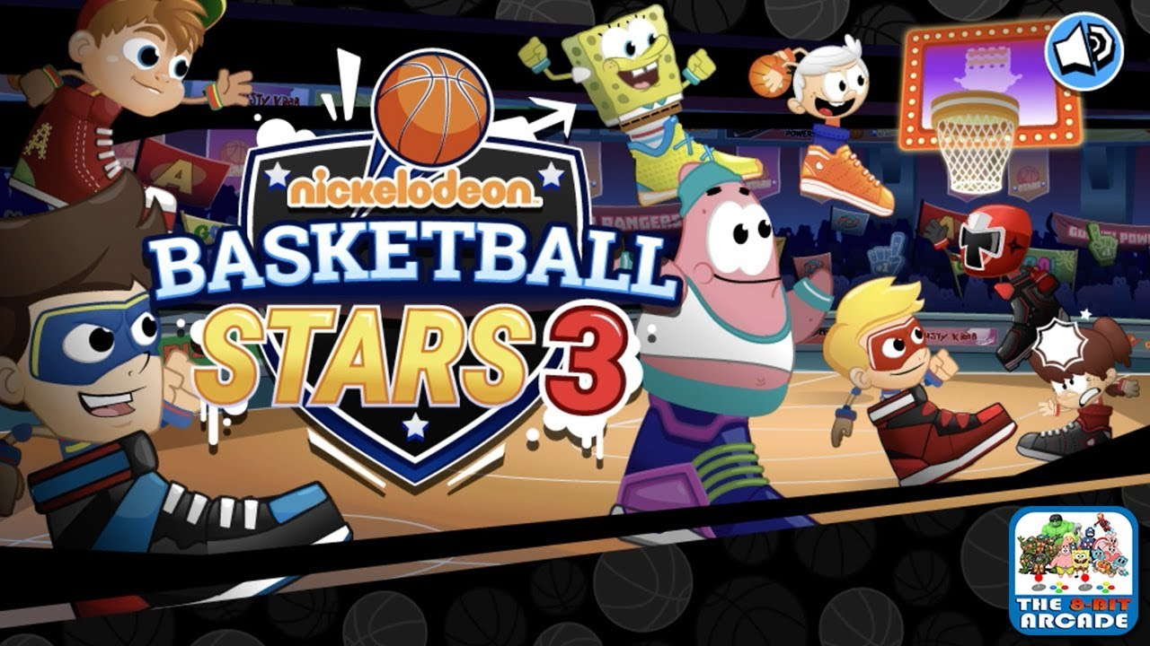 Nickelodeon Basketball Stars 3 - Kid Danger Super Dunking All Day  (Nickelodeon Games)