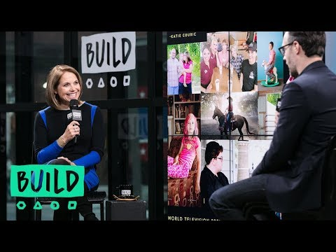 """Katie Couric Discusses Her Documentary, """"Gender Revolution"""""""
