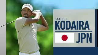 Hideki Matsuyama and Satoshi Kodaira - 2018 U.S. Open - Round 1