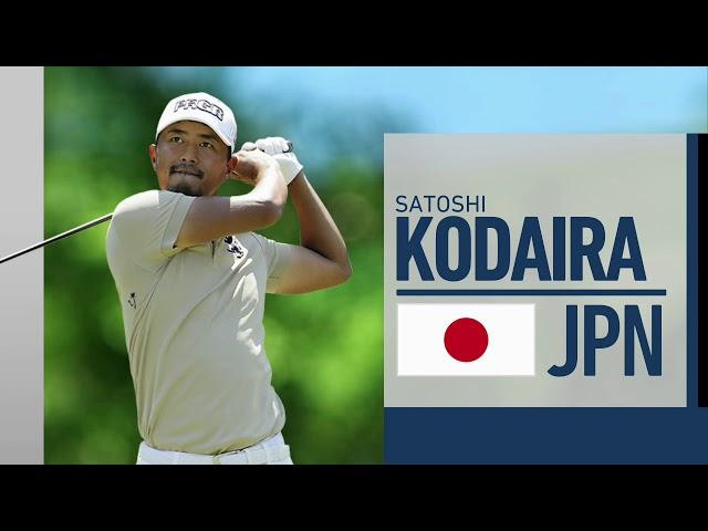 Hideki Matsuyama and Satoshi Kodaira - 2018 U.S. Open - Round 1  - Buy American