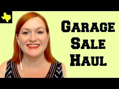 Garage Sale Haul Video – Montblanc, Jewelry, & More – Make Money Selling Online