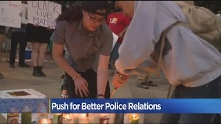 Sacramento Activists Looking For Change In Police Relations