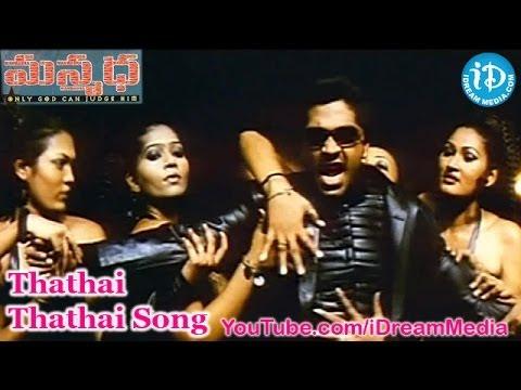 Manmadha Movie Songs - Thathai Thathai Song - Simbu - Jyothika - Sindhu Tonali