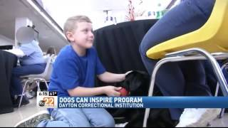 Prisoners Work With Dogs At Dayton Correctional%