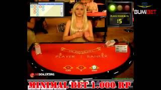 BumiBet.com - Permainan Baccarat Casino Online