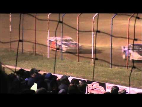 Street Stock Feature Dog Hollow Speedway 7/4/14