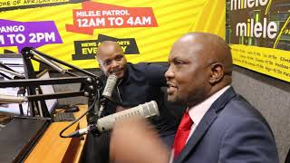 Gatundu South MP Hon. Moses Kuria in Studio Part 2