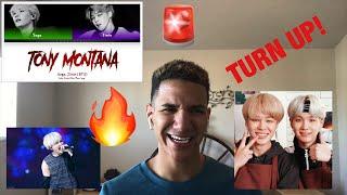 BTS- Agust D| Suga feat. Jimin| Tony Montana (reaction!)