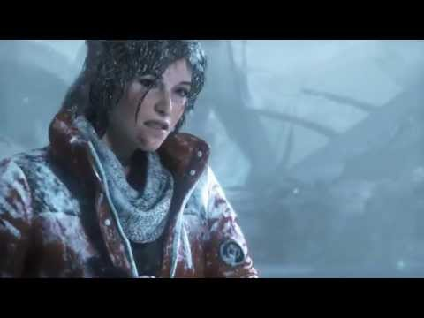 Rise of the Tomb Raider - 'Bear Valley' Gameplay Demo (Extended E3 2015 Demo) (1080p)