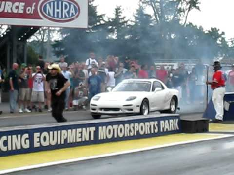 2011 Dsm Shootout Track Day Maps 4g63 Swapped Fd Rx7 Youtube