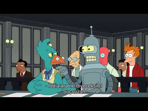 Futurama - Free Will Hunting. Our Decisions Really Ours?