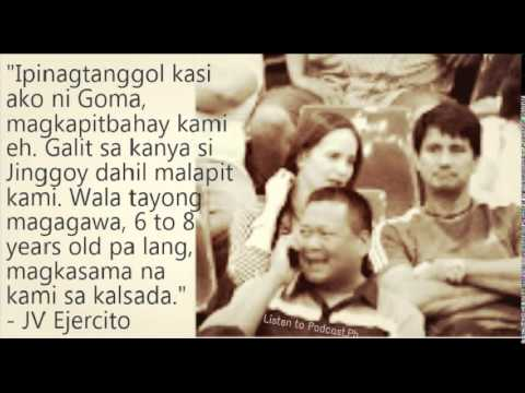 Sen. JV Ejercito considered Richard Gomez as his real friend