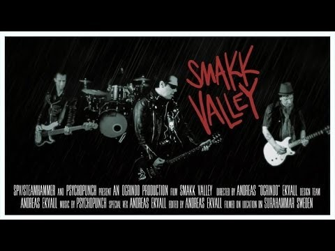 "PSYCHOPUNCH - ""Smakk Valley"" (SHORT FILM)"