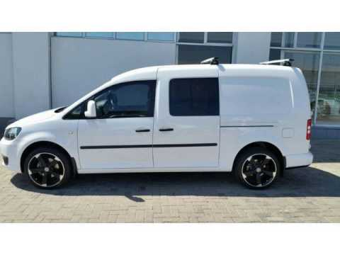 2013 VOLKSWAGEN CADDY MAXI LIFE 2.0 Tdi Auto For Sale On Auto Trader