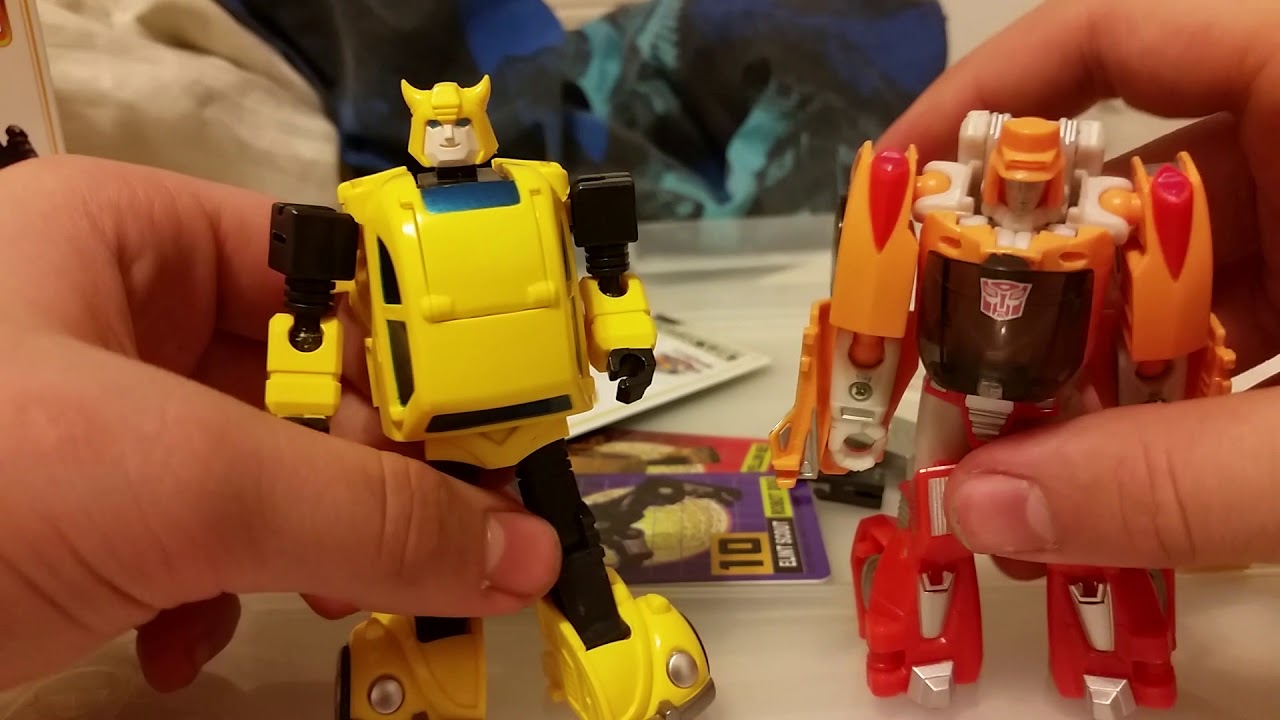 Hot Soldiers HS09 Bumblebee Mini