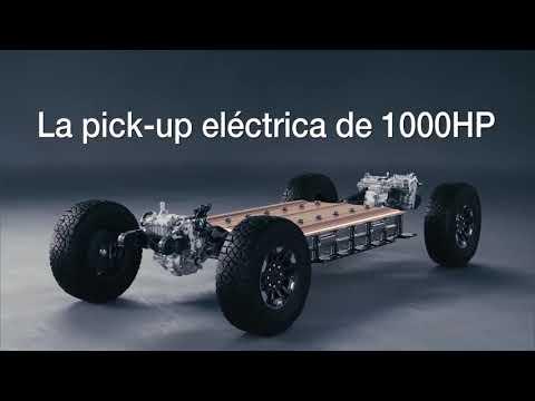 El nuevo SUV 1000HP más poderoso del mundo: HUMMER EV.