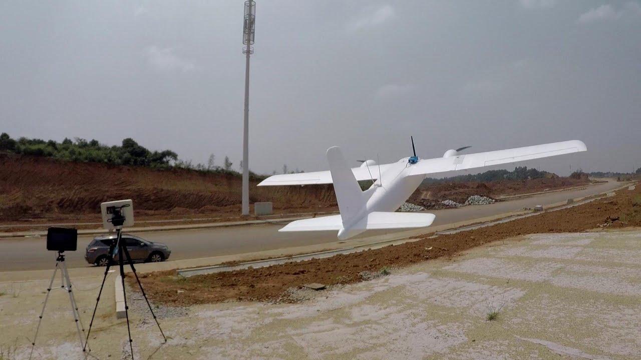 MTD FPV Plane Extreme Low Altitude Proximity FPV