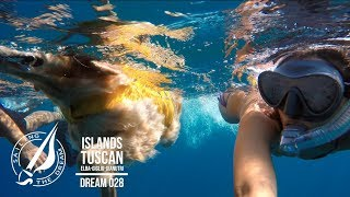 Sailing The Dream | #028 | The Tuscan Islands - Elba, Giglio, Gianutri