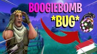 Fortnite.exe - BoogieBomb *BUG*