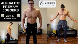 Alphalete Premium Joggers Review | Are They Worth The Premium Price?