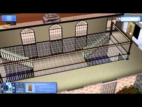 The Sims 3 Legacy Ep. 286 - A New Home (Furnishing)