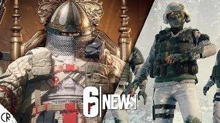 New Cosmetics - 6News - Tom Clancy's Rainbow Six Siege - R6
