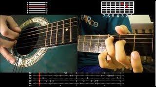 Pangarap Lang Kita - Parokya ni Edgar Intro Guitar Tutorial